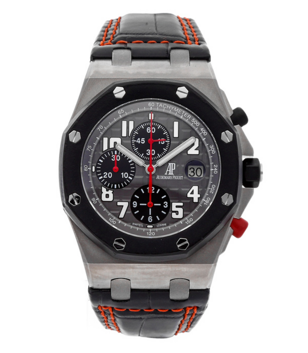 Audemars Piguet Royal Oak Offshore Gstaad Classic Edition 50 Limited