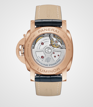 Load image into Gallery viewer, Luminor Marina Goldtech Sole Blu - 44mm PAM01112