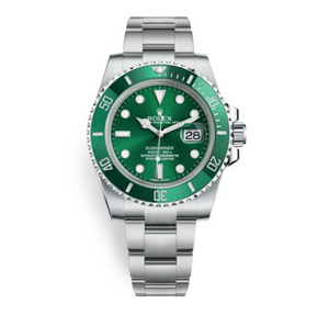 "Rolex Submariner ""Hulk"" UNWORN 2018"