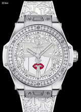 Load image into Gallery viewer, Hublot BIG BANG ONE CLICK MARC FERRERO 100 PC LIMITED