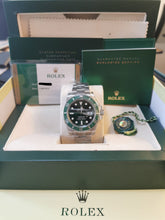 "Load image into Gallery viewer, Rolex Submariner ""Hulk"" UNWORN 2018"