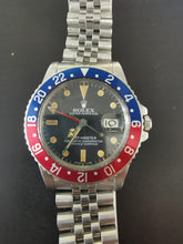 Load image into Gallery viewer, Rolex GMT-Master 16750 Matte Dial