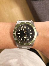 Load image into Gallery viewer, Tudor Black Bay Harrods 79230G