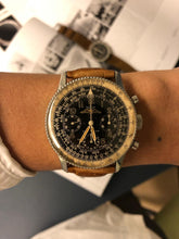 Load image into Gallery viewer, Breitling Navitimer 806 AOPA All Black 1960s