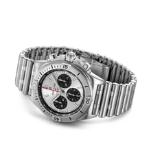 Load image into Gallery viewer, Breitling Chronomat Panda AB0134101G1A1