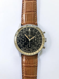 Breitling Navitimer 806 AOPA All Black 1960s