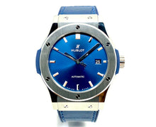 Load image into Gallery viewer, Hublot Classic Fusion Blue 42mm 542.NX.7170.LR