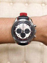 Load image into Gallery viewer, Omega SPEEDMASTER SCHUMACHER THE LEGEND LIMITED EDITION 42MM IN ACCIAIO REF. 35533200