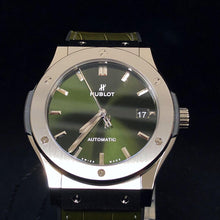 Load image into Gallery viewer, Hublot Classic Fusion Green 511.NX.8970.LR
