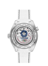 "Load image into Gallery viewer, Omega Planet Ocean Olympic ""Tokyo 2020"" Limited Edition 522.33.40.20.04.001"