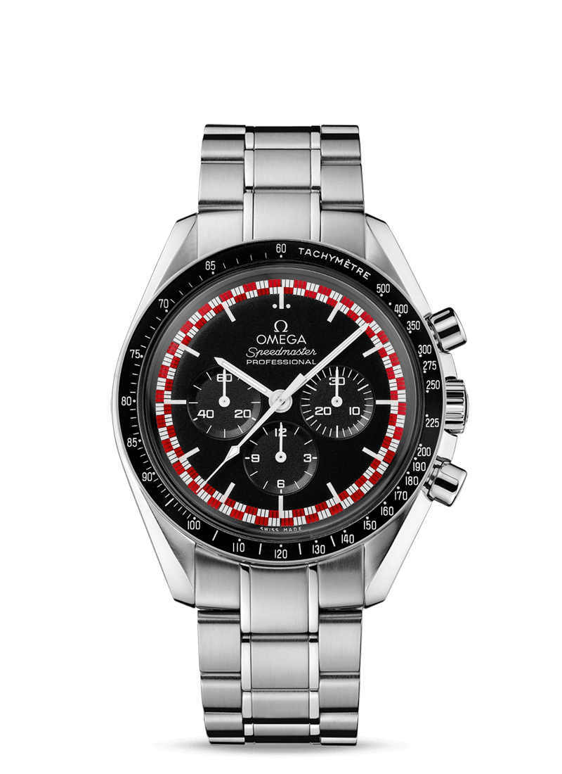 OMEGA Speedmaster Red and White Racing aka Tintin 311.30.42.30.01.004