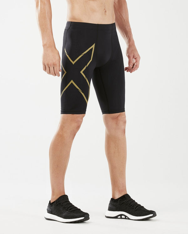 MCS Run Compression Shorts