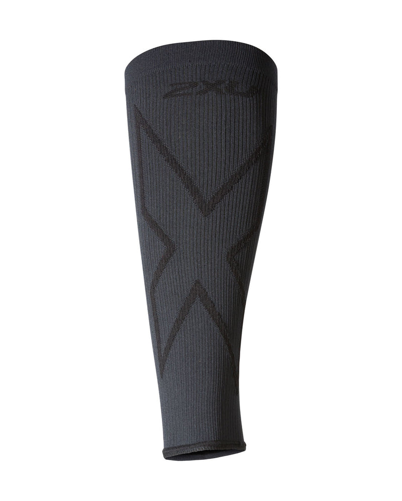 X Compression Calf Sleeves Unisex Grey