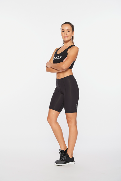Core Compression Short Women Black