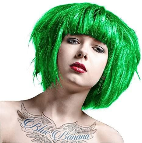 Spring Green Directions Semi-Permanent Hair Colour