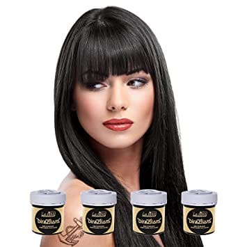 Ebony Directions Semi-Permanent Hair Colour