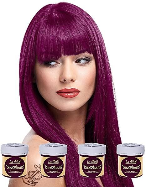 Tulip Directions Semi-Permanent Hair Colour
