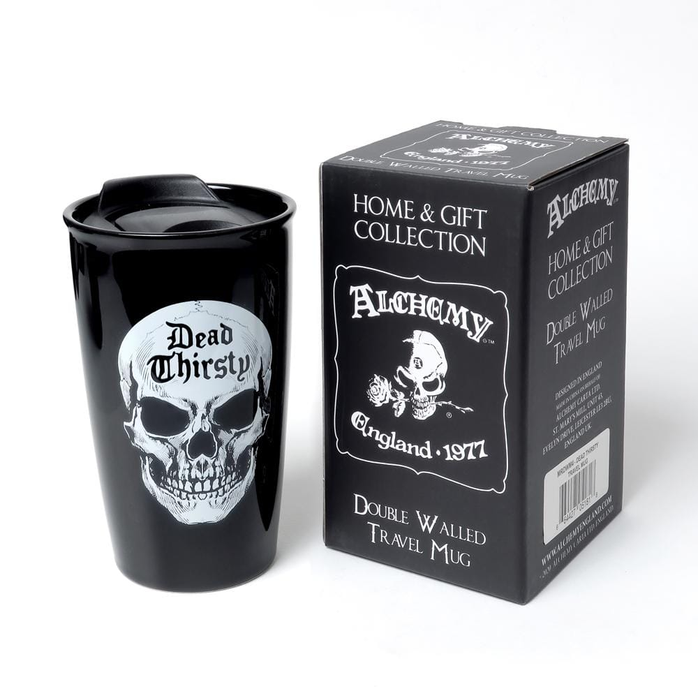 Dead Thirsty: Double Walled Mug