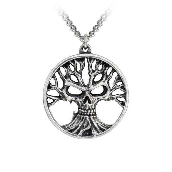 Gothik Tree of Death Pendant