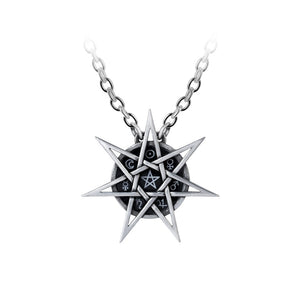 Elven Star Necklace - Goth Unite