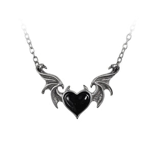 Blacksoul Necklace - Goth Unite