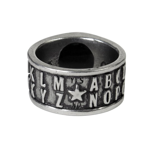 Ouija Eye Ring - Goth Unite