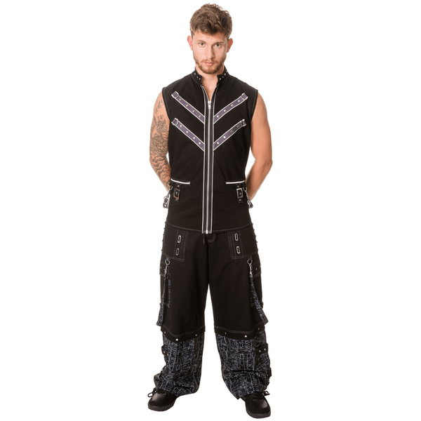 Cyber Grey armour vest