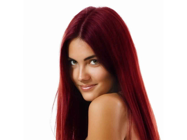Vermillion Red Directions Semi-Permanent Hair Colour
