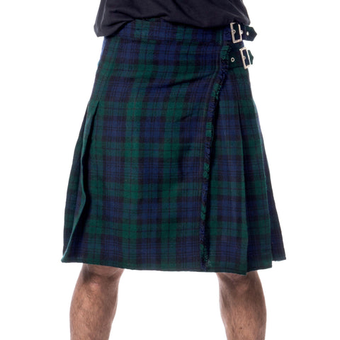 CHOR KILT - GREEN CHECK