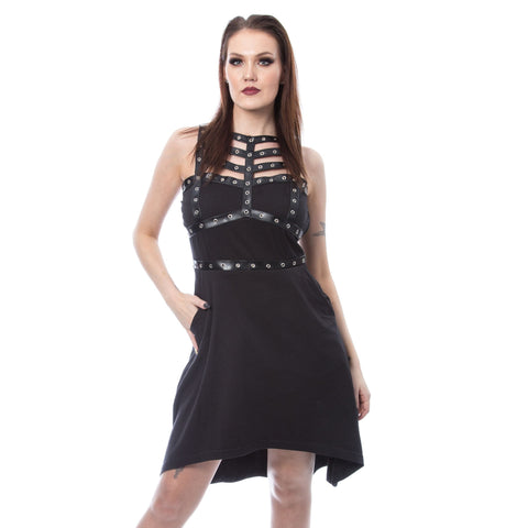 ISHBEL DRESS - BLACK