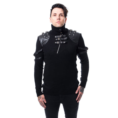 JACOB TOP - BLACK
