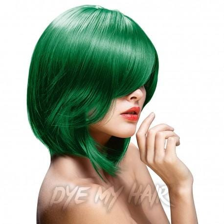 Apple Green Directions Semi-Permanent Hair Colour