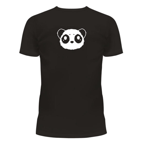 MISS PANDA T SHIRT - BLACK/WHITE