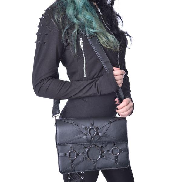 MORGANA BAG - BLACK