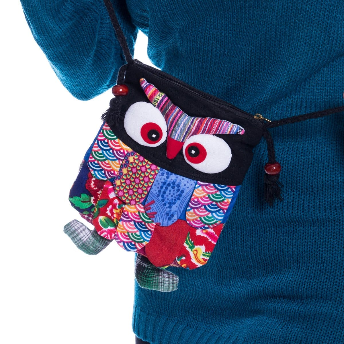 SMALL OWL BAG