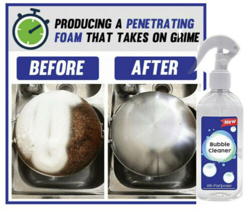 All-Purpose Kitchen Bubble Cleaner