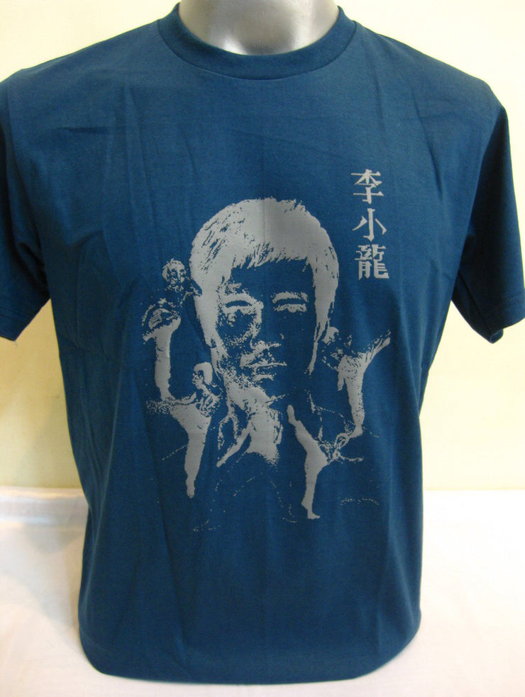 New Great Designs Mens Tshirts Bruce Lee