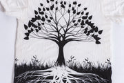 Kids Tree of Life T-Shirt in White