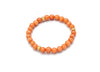 Cord Bracelets, Tangerine Jade (Click to View All)