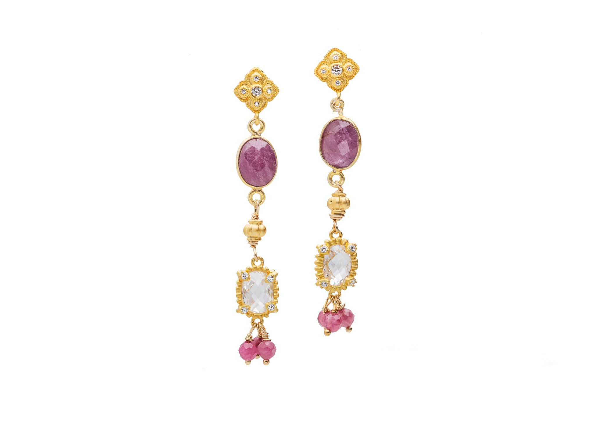 Gemstone Dangle