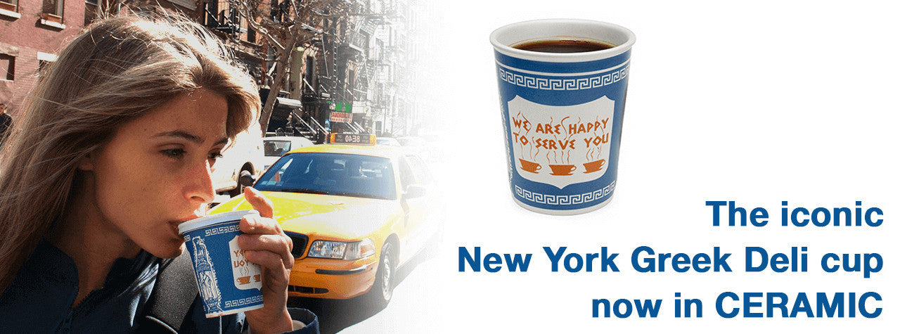 New york iconic cup ceramic we are happy to serve you