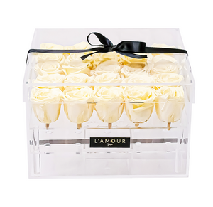 Champagne Large Acrylic Box
