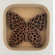 Madame Malachite - Butterfly Coasters (set of 4)