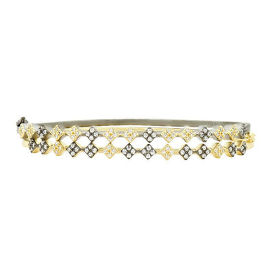 Image of Rose D'or Double Hinge Braceletby Freida Rothman