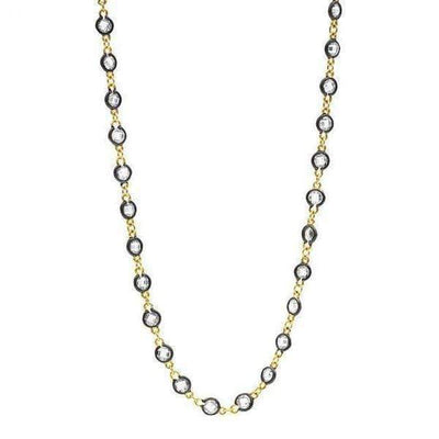 Image of Signature Radiance Wrap Necklace by Freida Rothman
