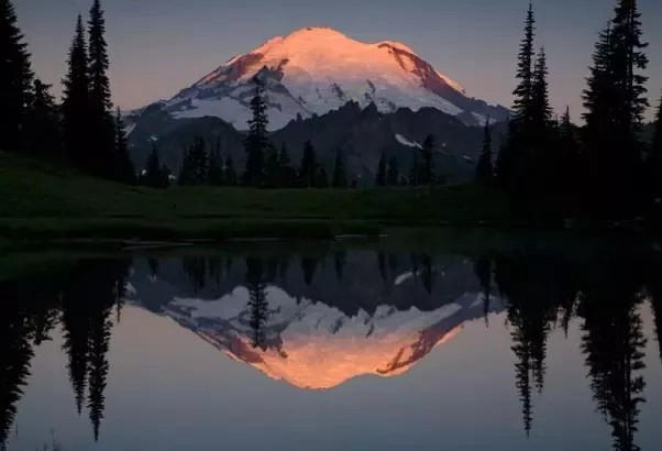 Mount Rainier, WA, USA -- Pick your hiking backpack and conqure the top 10 hiking places Worldwide