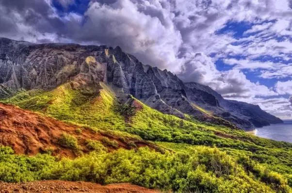 Kalalalau trail, Kauai, Hawaii -- Pick your hiking backpack and conqure the top 10 hiking places Worldwide