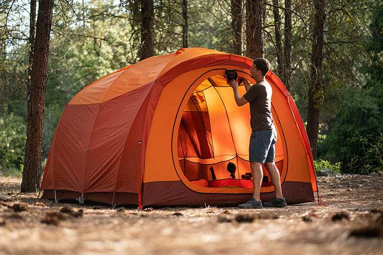 Outdoor Camping Trip Planning Complete Guidance -- Tent Camping