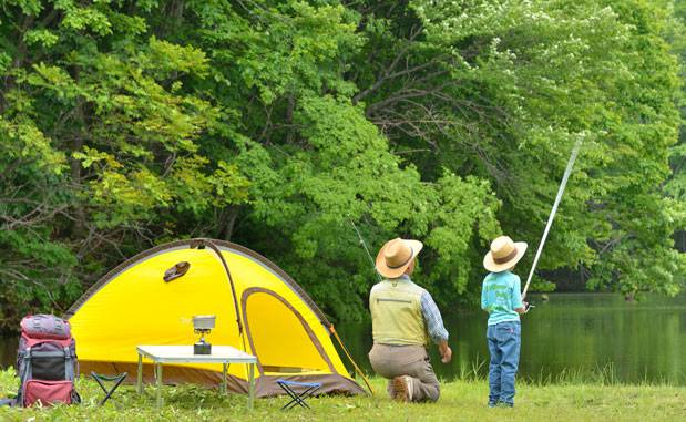 Outdoor Camping Trip Planning Complete Guidance -- Fishing