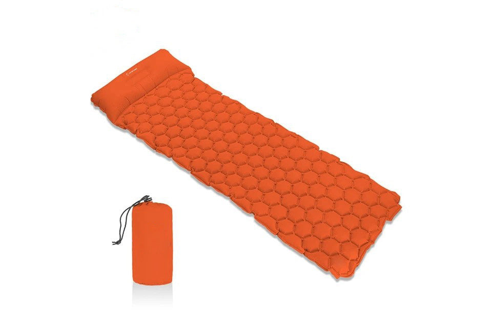 Outdoor Camping Trip Planning Complete Guidance -- Outdoor Camping Sleeping Pad